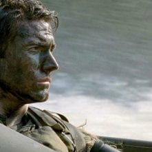 Act of Valor: Nestor Serrano in una scena del film