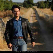 Il giovane Montalbano: Beniamino Marcone in una scena della serie
