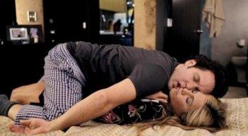 Jennifer Aniston in Nudi e Felici con Paul Rudd