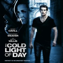 The Cold Light of Day: nuovo poster USA