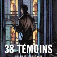 38 témoins: la locandina del film