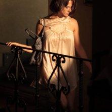 Asia Argento in una scena del film Gli sfiorati