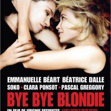 Bye Bye Blondie: la locandina del film