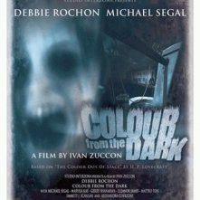 Colour from the Dark: la locandina originale