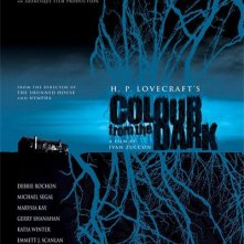 Colour from the Dark: una nuova locandina del film