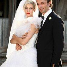 Guido Caprino e Francesca Inaudi in A fari spenti nella notte