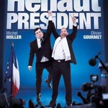 Hénaut président: la locandina del film