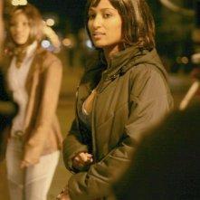 Là-bas: Esther Elisha in una scena del film