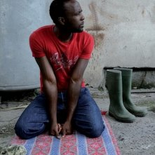 Là-bas: Kader Alassane in un'immagine tratta dal film