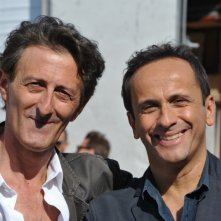 Non me lo dire: Nando Paone e Uccio De Santis in una foto promozionale del film