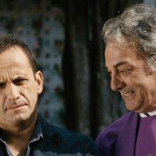 Non me lo dire: Uccio De Santis e Gianni Ciardo in una scena del film