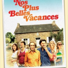 Nos plus belles vacances: la locandina del film