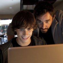 Santi Millán e Alex Maruny nel film Año de Gràcia