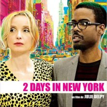 Two Days in New York: la locandina del film