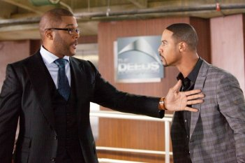 Tyler Perry in Good Deeds con Brian White