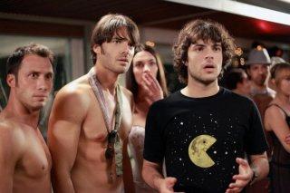 10 regole per fare innamorare: Giulio Berruti insieme a Guglielmo Scilla in un'immagine del film