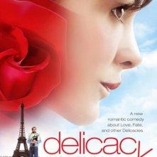 Delicacy (La delicatesse): poster usa