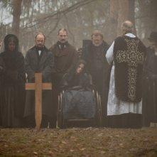 The Raven: una scena del thriller diretto da James McTeigue