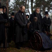 The Raven: una scena tratta dal thriller diretto da James McTeigue