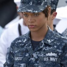 Un'immagine di Rihanna in Battleship