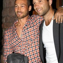Andy Whitfield e Jai Courtney