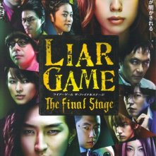 Liar Game: la locandina del film