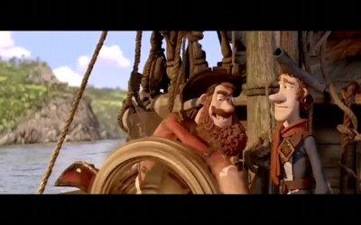 Trailer Italiano 2 - Pirati! Briganti da strapazzo
