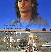 Buon compleanno, Mr. Grape - locandina del film