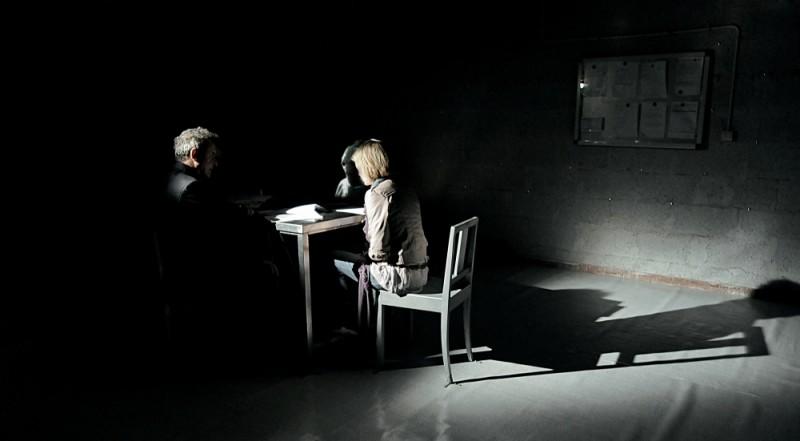Ennio Fantastichini E Francesca Cuttica In Un Immagine Del Film L Arrivo Di Wang 232523