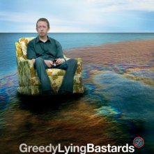 Greedy Lying Bastards: la locandina del film