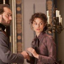 Keira Knightley e Jude Law a confronto in Anna Karenina