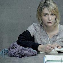 L'arrivo di Wang: la protagonista Francesca Cuttica in una scena del film