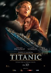 Titanic 3D in streaming & download