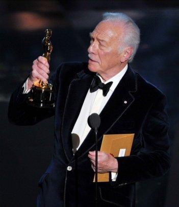 Oscar 2012: Christopher Plummer è il miglior attore non protagonista per Beginners