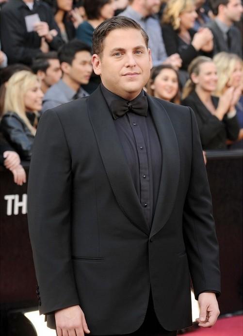 Oscar 2012 Jonah Hill Sul Red Carpet 232698