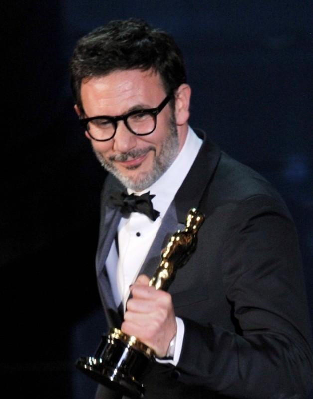 Oscar 2012 Michel Hazanaviicius Regista Di The Artist Viene Premiato Con L Oscar Per Il Miglior Film 232656