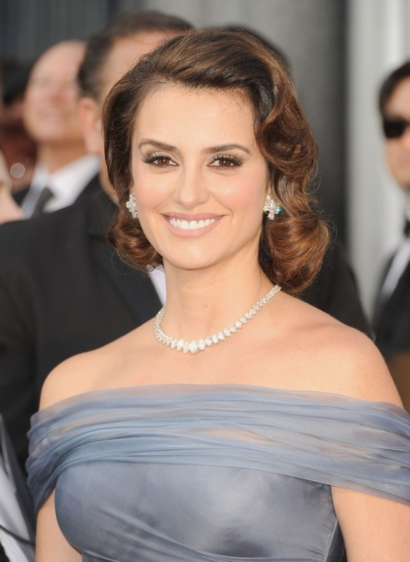 Oscar 2012 Penelope Cruz Sul Red Carpet 232650