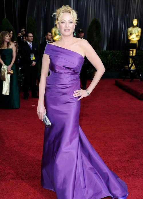 Oscar 2012 Virginia Madsen Sul Red Carpet 232692