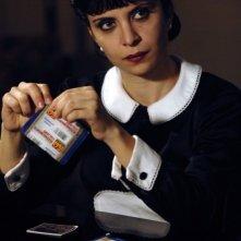 Claudia Potenza in una scena del film Magnifica presenza