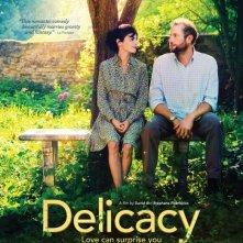 Delicacy (La delicatesse): poster australiano