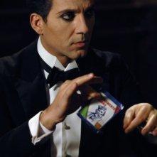 Magnifica presenza: Giuseppe Fiorello in una scena del film