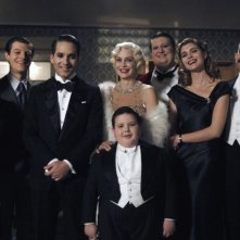 Magnifica presenza: la compagnia Apollonio in una foto promozionale del film