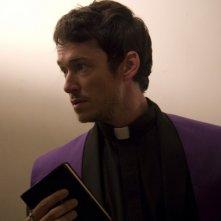 L'altra faccia del diavolo: Simon Quarterman in un'immagine del film