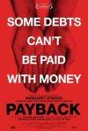 Payback: la locandina del film