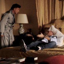 Buona giornata: Christian De Sica in un scena tratta dal film
