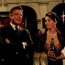 Buona giornata: Christian De Sica in una scena del film insieme a Valentina Persia