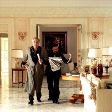 Buona giornata: Maurizio Mattioli e Gabriele Cirilli in una scena del film