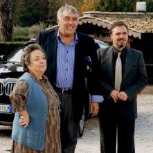 Buona giornata: Maurizio Mattioli in una scena del film insieme al comico Gabriele Cirilli