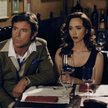 Buona giornata: Paolo Conticini insieme a Chiara Francini in una scena del film
