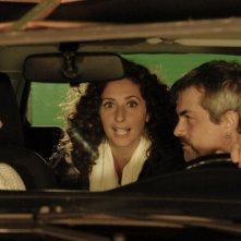 Buona giornata: Teresa Mannino in una comica scena del film
